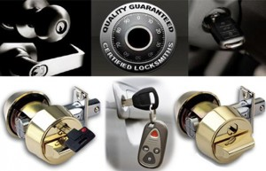 Different locksmith services available
